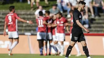 FC Aarau vs. Ouchy