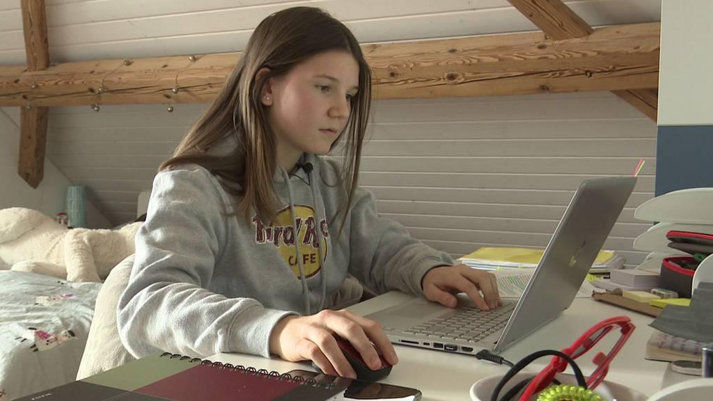 Wie gut funktioniert Schule übers Internet?