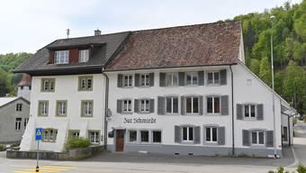 Restaurant Schmiede in Trimbach wird Wohnhaus