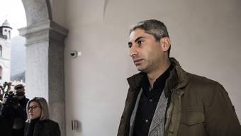 Johan Cosar steht wegen seines bewaffneten Syrien-Einsatzes vor dem Militärstrafgericht.