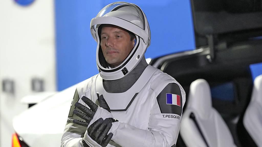 Premiere für neuen Rammstein-Song im All - Stück zur ISS geschickt