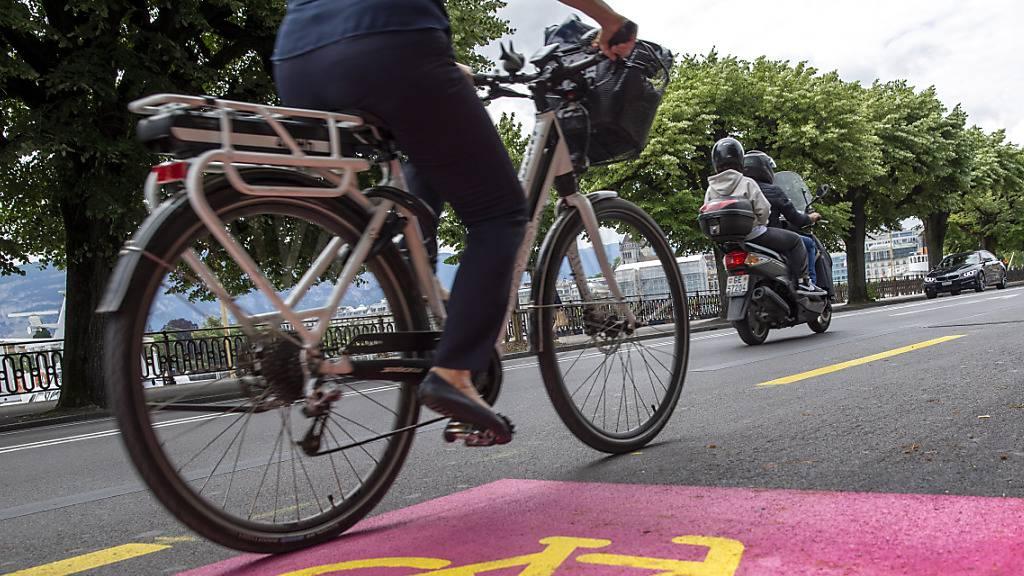 VCS empfiehlt gut gewartete Fahrräder zu benutzen