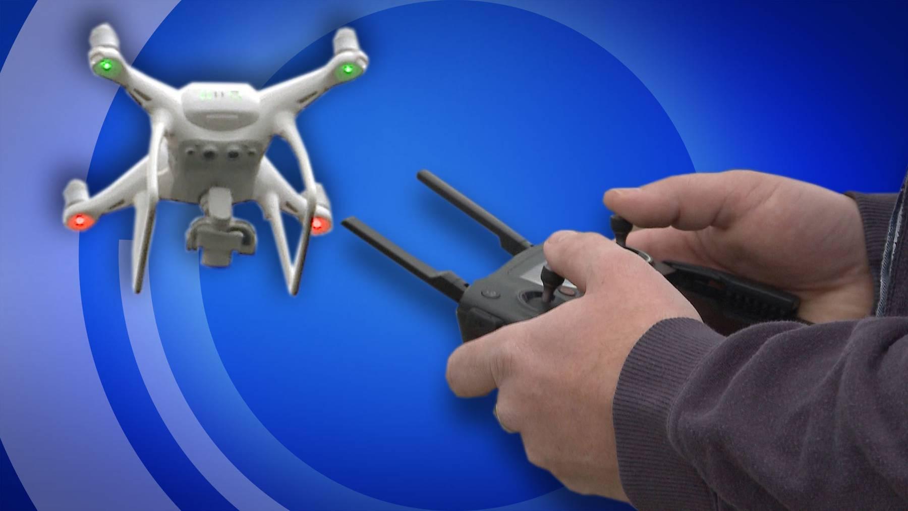 Bund führt Registrierungspflicht für Drohnen ein
