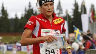 Simone Niggli sicherte sich vorzeitig den Sieg im Gesamtweltcup