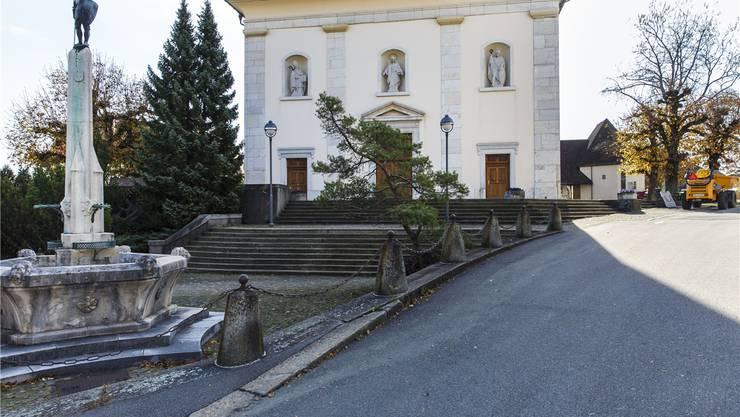 Die Umgebung der Eusebiuskirche soll neu gestaltet werden.