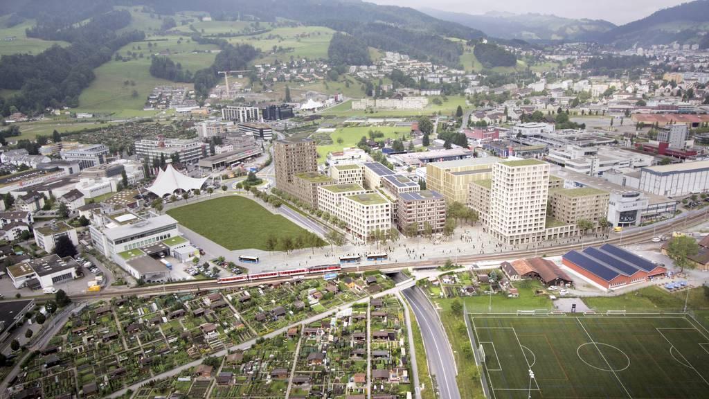 «Pilatus-Arena» in Kriens nimmt eine erste Hürde