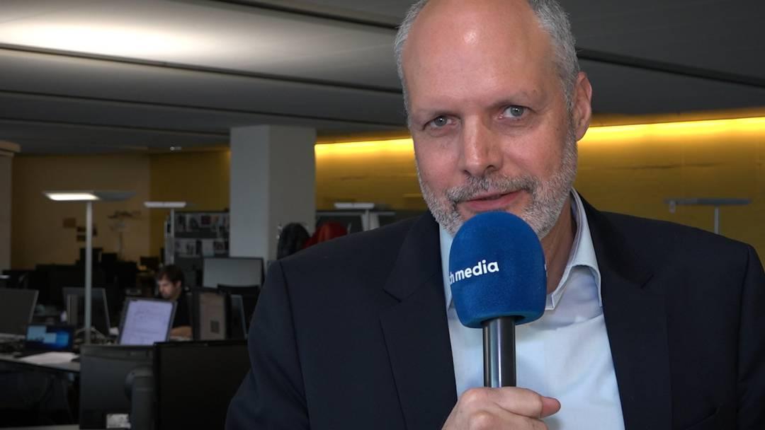 «Das ist ein Fingerzeig für die SVP Schweiz»: der Kommentar zum neuen Aargauer Parteipräsident