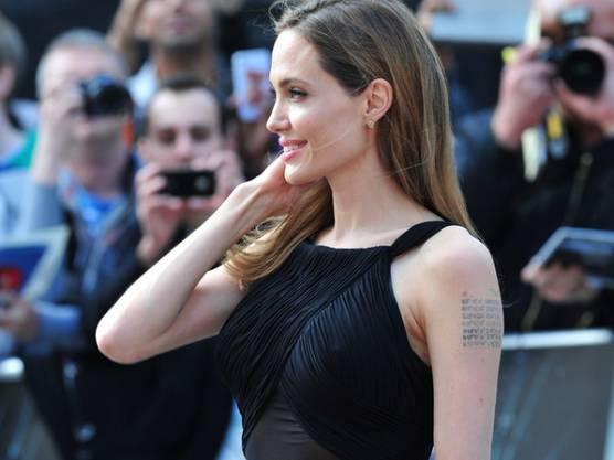 """Angelina Jolie an der Weltpremiere von """"World War Z"""""""