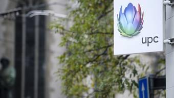 Die vor der Übernahme durch Sunrise stehende UPC hat auch im ersten Quartal den harten Wettbewerb in der Branche zu spüren bekommen. (Archivbild)