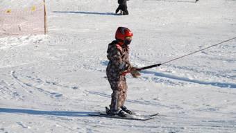 Beste Bedingungen für den Saisonstart des Skilift Föhrlimatt