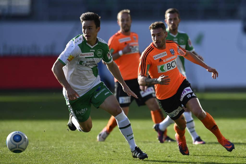 Bilder vom Match (© Keystone)