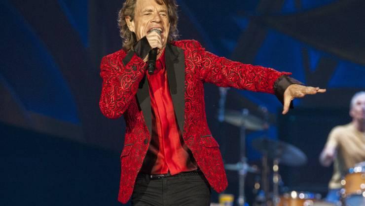 Mick Jagger weiss genau, wohin mit seinem Geld: Der Sänger der Rolling Stones investiert sein Vermögen am liebsten in seine (Ex-)Frauen und Kinder. (Archivbild)