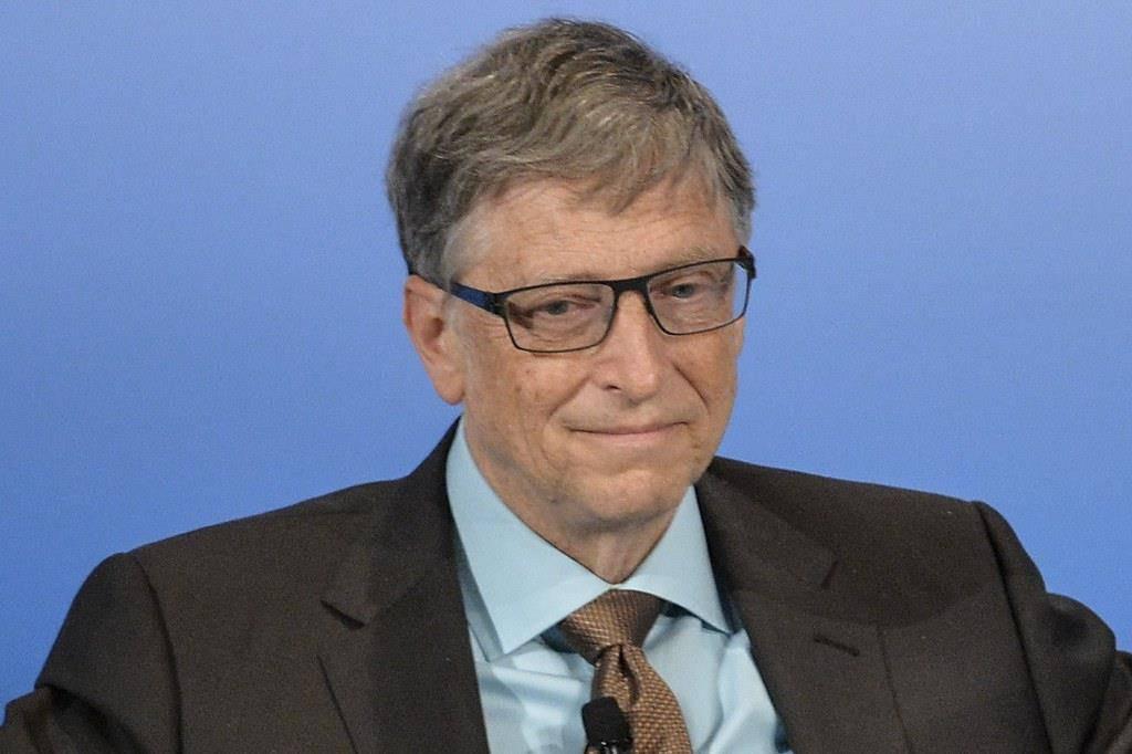 Bill Gates (Microsoft, 86 Milliarden Dollar) (© Keystone)