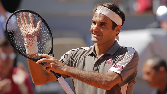 Roger Federer vor Schweizer Duell: «Bin bereit für die Schlacht»