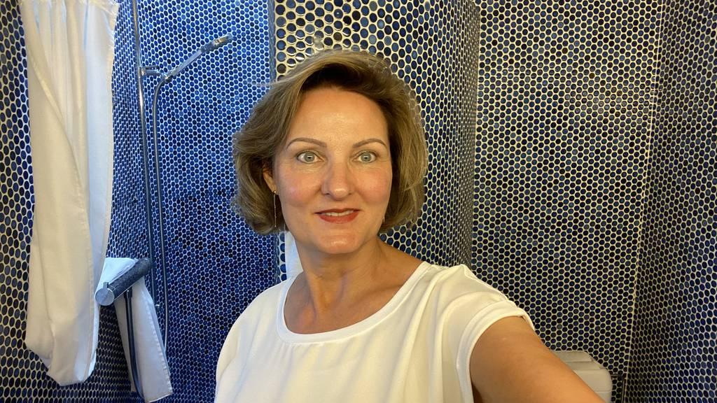 Doris Hitz aus Fischbach-Göslikon