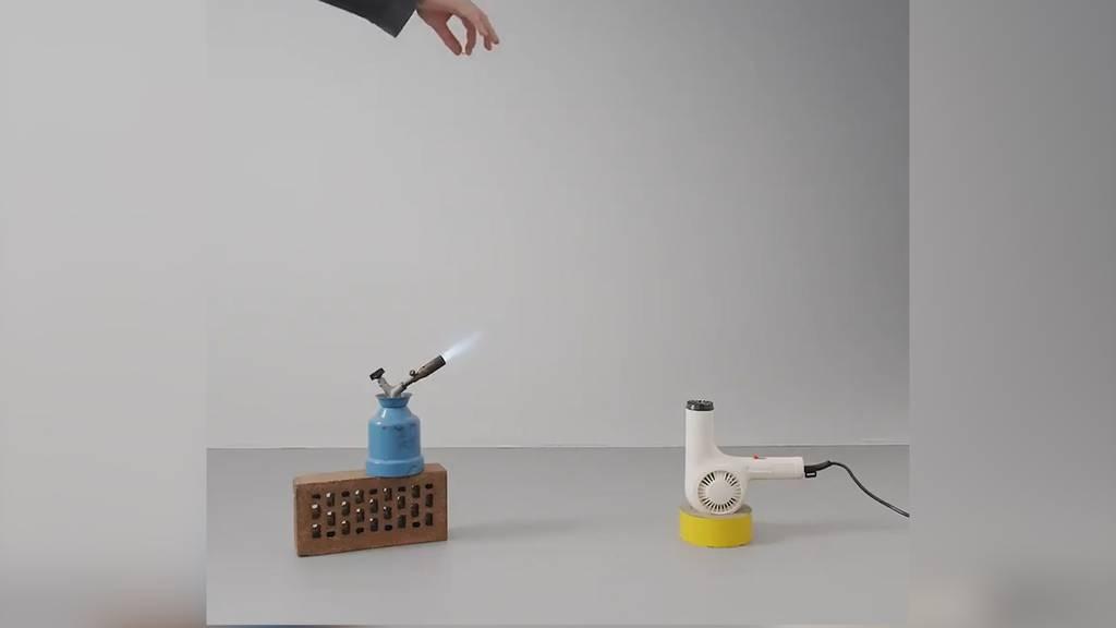 Bunsenbrenner-Popcorn: Schweizer Duo landet viralen Hit