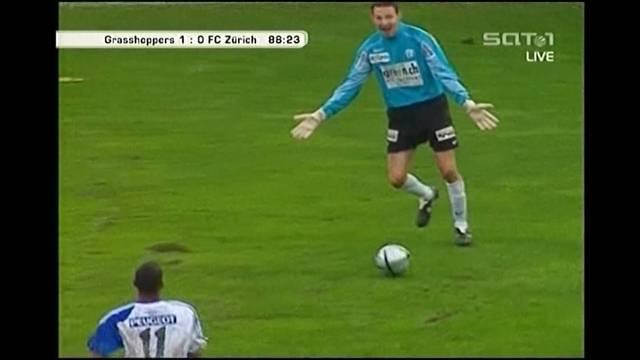 «Die Steigerungsform eines Eigengoals» (Derby 2005)