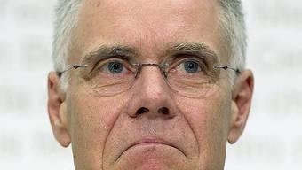 Bundesrat Leuenbergers Rücktritt auch für Komiker ein Verlust