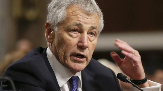 Wurde vom US-Senat als neuer Chef des Pentagon bestätigt: Chuck Hagel (Archiv)