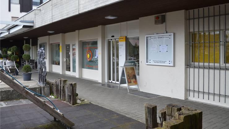 Aus der Poststelle in Hausen wird voraussichtlich eine Agentur. Irene Hung-König