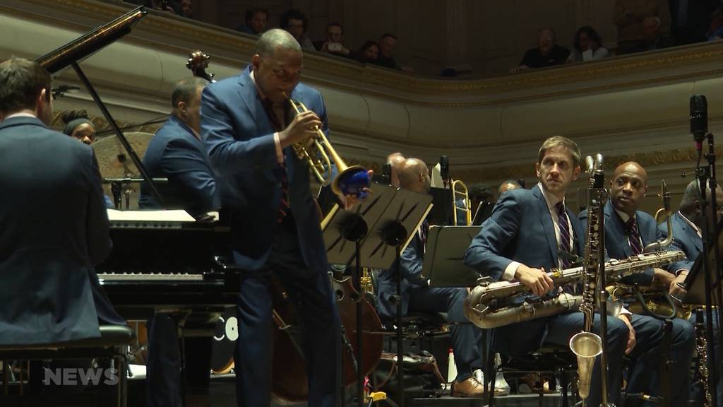 Bern wieder im Jazzfieber: Musiker und Gäste aus der ganzen Welt reisen in die Hauptstadt