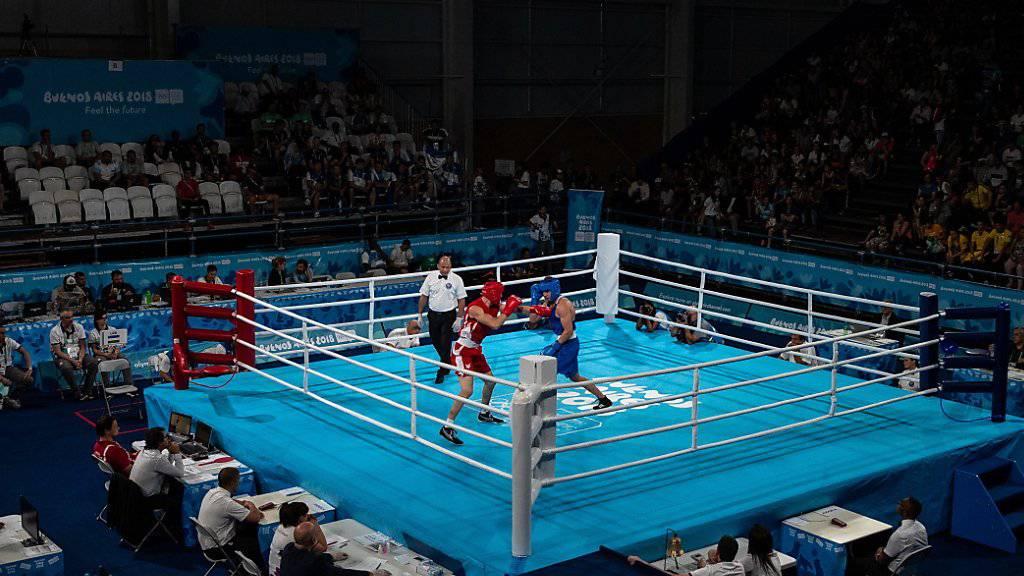 Finden die Olympischen Spiele 2020 ohne Box-Turnier statt?