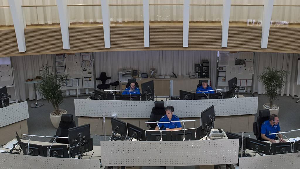 Gemeinsames Notrufsystem für mehrere Polizeikorps geplant