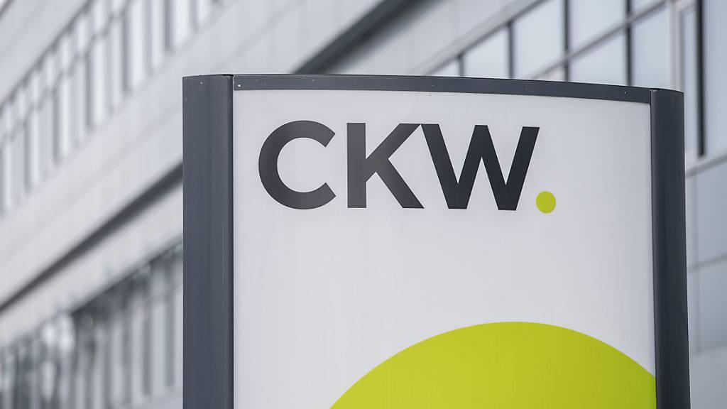 CKW kann Rückstellungen von 40 Millionen Franken auflösen