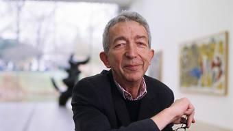 Christoph Vitali, aufgenommen am 24. November 2004 im Beyeler Museum in Riehen bei Basel, das er damals leitete.