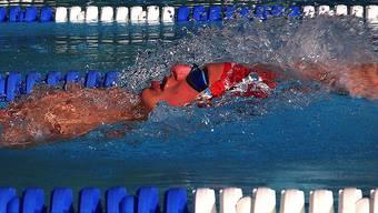 Zeigte in Wuppertal starke Leistungen: Robin Affentranger, Athlet des Schwimmclub Aarefisch.