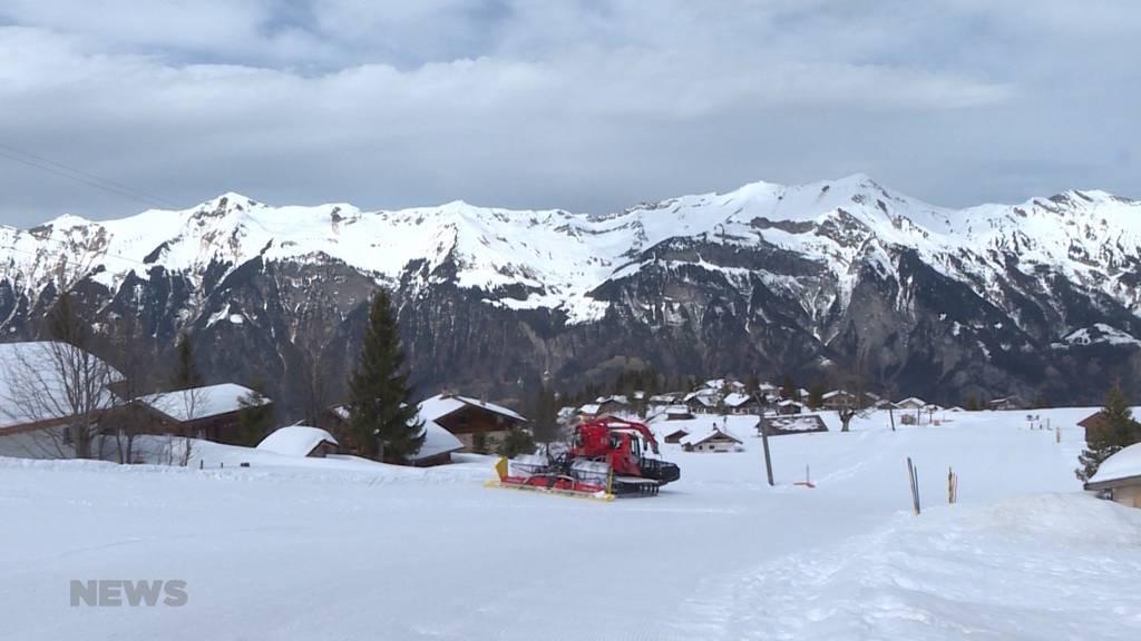 Verwirrung um Skigebiete: offen oder nicht?