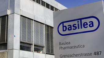 Das Pharmaunternehmen Basilea hat mit Stiefel, einem Unternehmen von GlaxoSmithKline, eine Vereinbarung über die Exklusivrechte am Handekzem-Medikament Toctino geschlossen. (Archiv)
