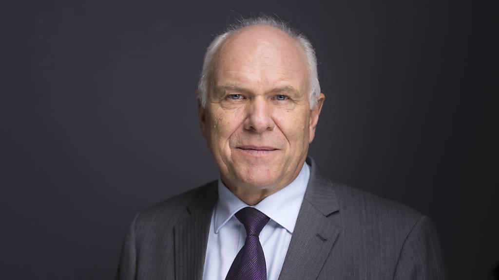 Swissmem-Präsident Hans Hess tritt nach fast zehn Jahren im Amt zurück. (Archiv)