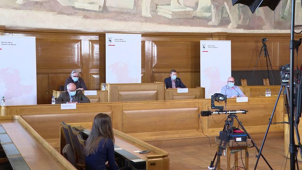 Kanton Bern schaltet 20'000 neue Impftermine auf