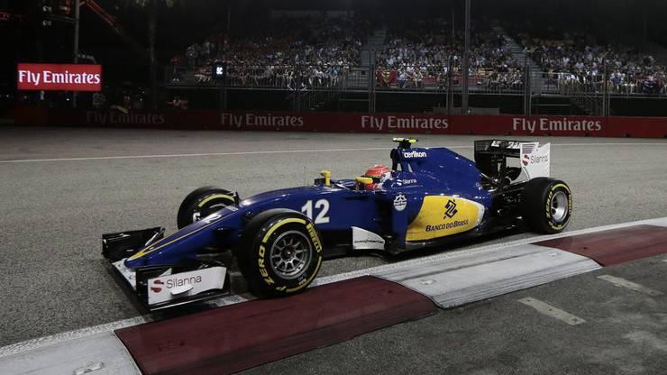 Im Bild: der Sauber C34; Fahrer: Felipe Nasr (BRA), M. Ericsson (SWE)