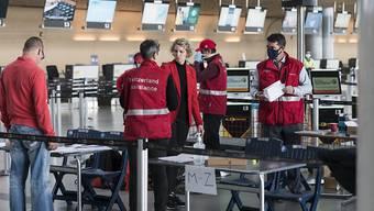 Am Samstagabend ist ein Edelweiss-Flugzeug aus Casablanca mit 80 Schweizer Reisenden in Zürich gelandet. Es brachte die Reisenden im Rahmen der Rückholaktion des Aussendepartements zurück. (Archivbild)