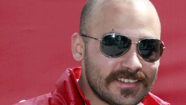 Der offenbar von Regierungsgegnern getötete Schauspieler Mohammed Rafeh (Archiv)