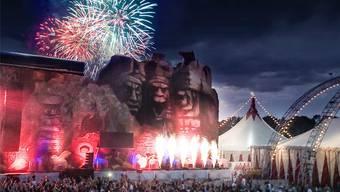 Das 2. Sonnentanz-Festival findet im August oberhalb von Mettauertal statt.