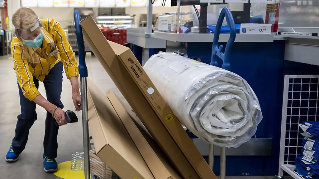 Ikea Schweiz hofft trotz der Coronakrise auf stabilen Umsatz