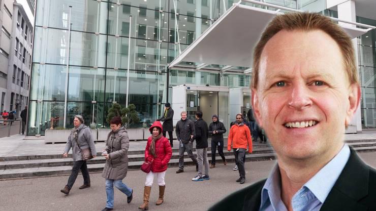 Michael Rechsteiner: «Die Zahl 1300 kam nie von GE.»