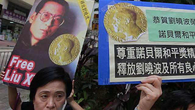 Mitbürger von Liu Xiaobo machen sich für seine Freilassung stark