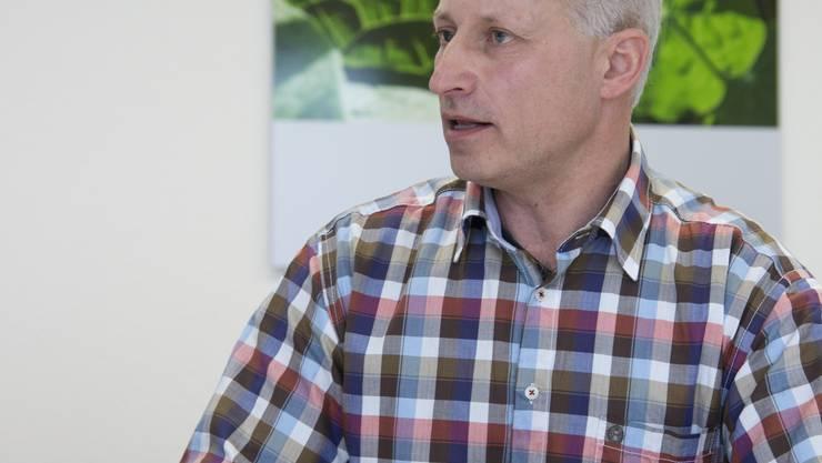 Bauernverbands-Präsident Andreas Vögtli möchte, dass die neue Solothurner Regierung zu einem Team zusammenwächst.