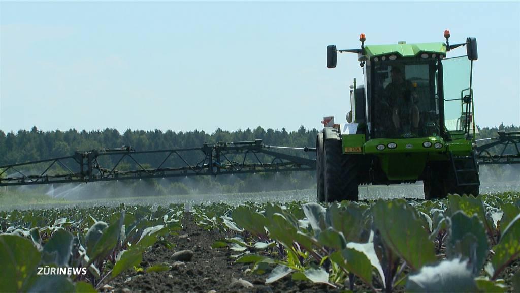 Ständerat diskutiert Trinkwasser- und Pestizidinitiative