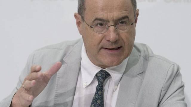 Mitglied der Rechtskommission des Ständerates: Claude Janiak (SP/BL)
