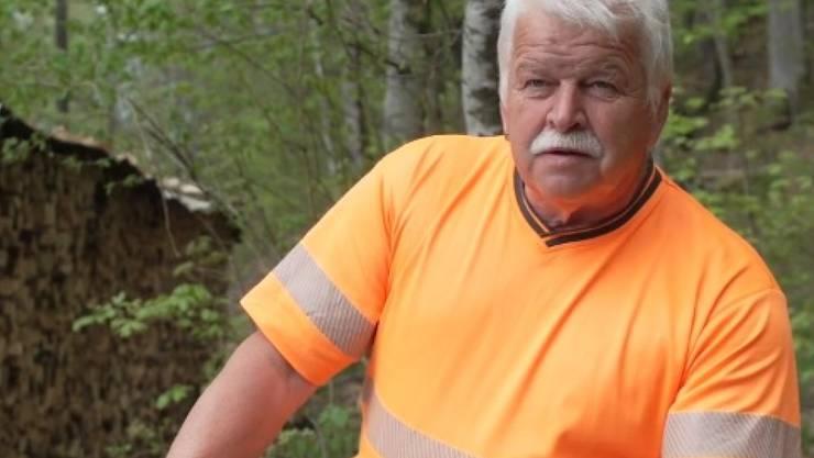 """""""Wetterschmöcker"""" Alois Holdener bei seiner Wetterprognose für Sommer und Herbst 2020. (Videobild)"""