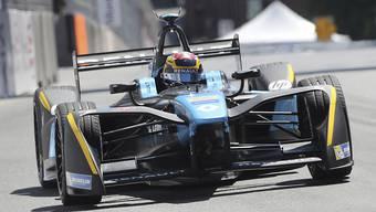 Sébastien Buemi macht in der Formel E weiter an Boden gut