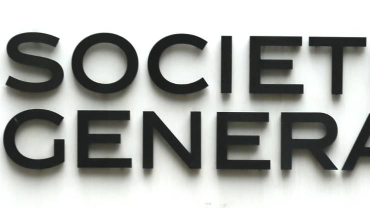 Die französische Grossbank Société Générale plant, hunderte Stellen weltweit abzubauen. (Archivbild)