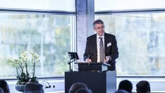 Josef Maushart: «Die Firmen müssen den Wandel eher beschleunigen, wenn sie überleben wollen.» (Archivbild)
