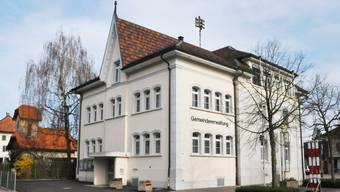 Die Gemeindeverwaltung Luterbach.
