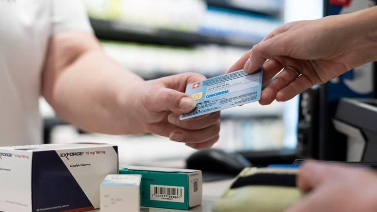 Kassen wie Concordia zahlen ihren Versicherten zu hohe Prämieneinnahmen zurück.